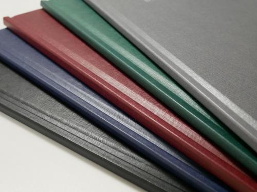 Hardcoverbindung schwarz grau blau boudeaux classic Diplomarbeiten Masterarbeiten Bachelorarbeiten Abschlussarbeiten Facharbeit